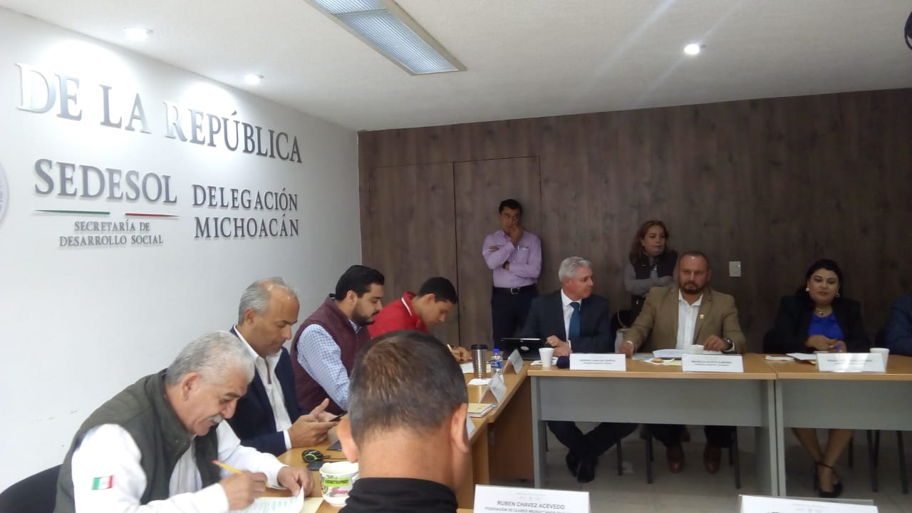 SEGUNDA SESIÓN DEL COMITÉ DE VALIDACIÓN Y ATENCIÓN AL MIGRANTE (COVAM).