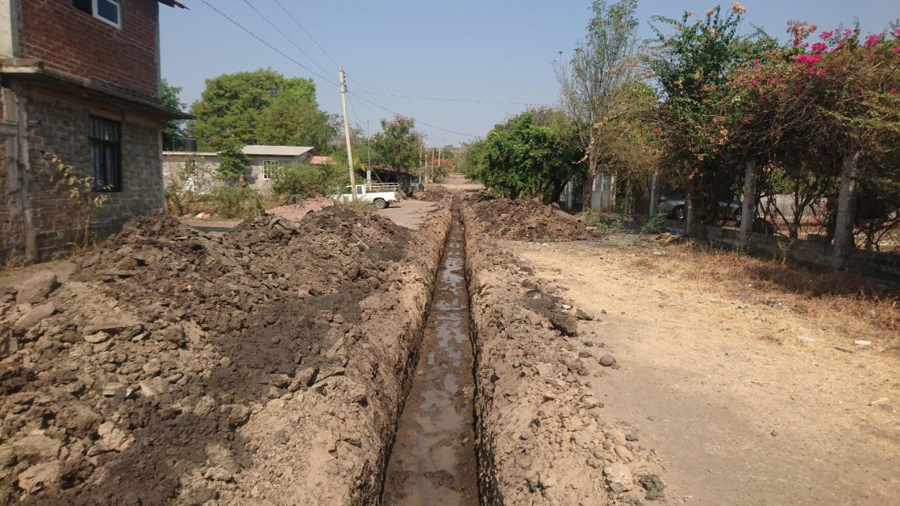 Infraestructura básica social, prioridad de la Administración Municipal de Tacámbaro.