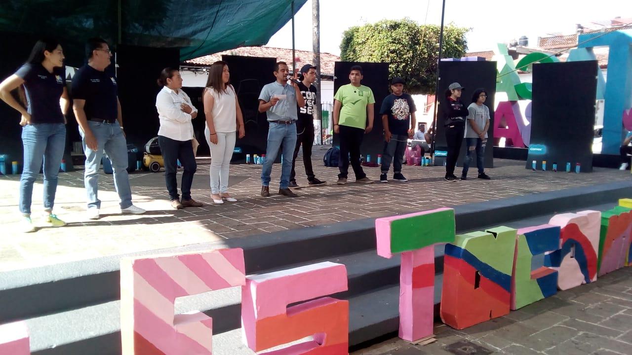 Con éxito se realiza Juventud Fest en Tacámbaro.
