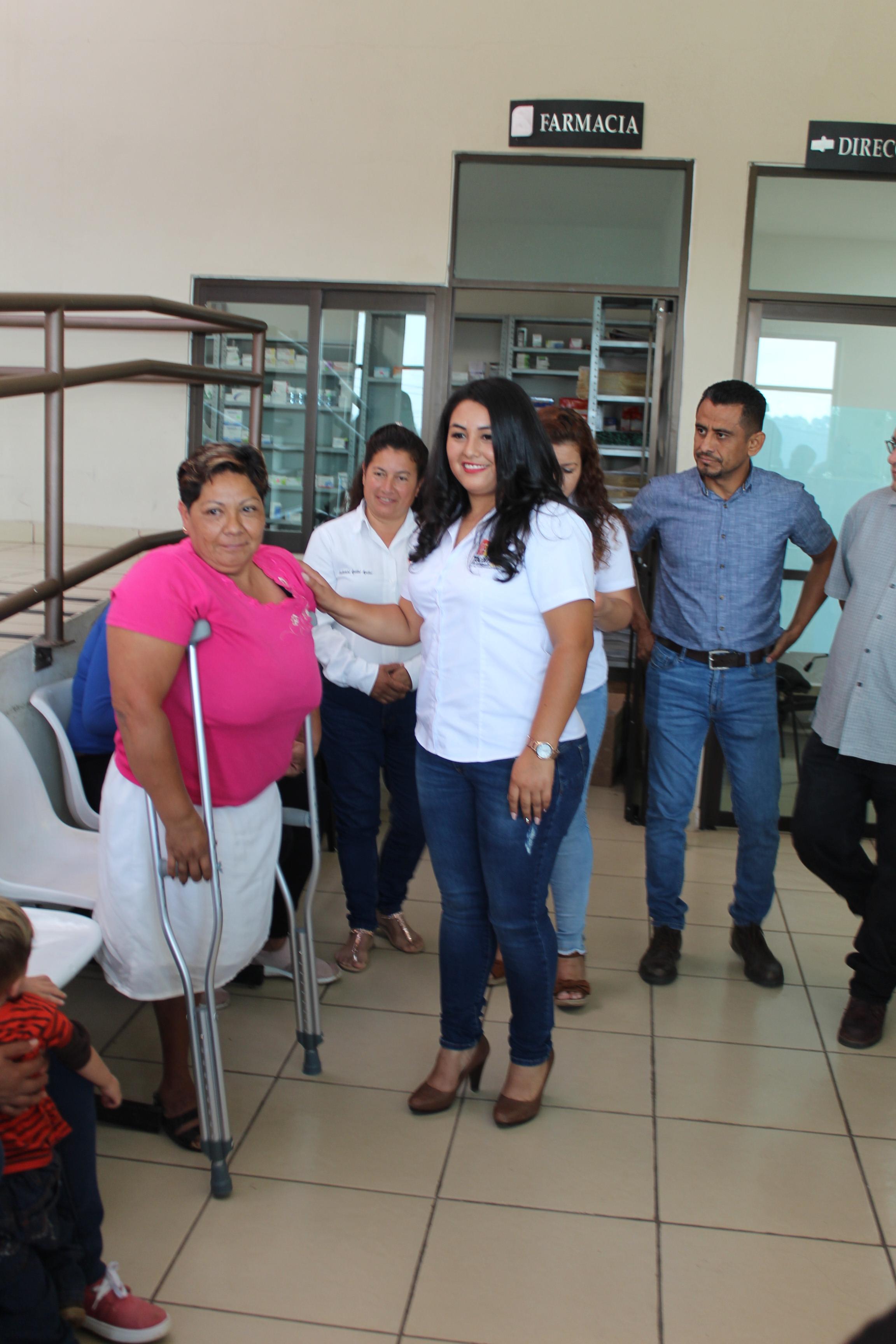 DIF Municipal de Tacámbaro mejora calidad de vida de personas con discapacidad.