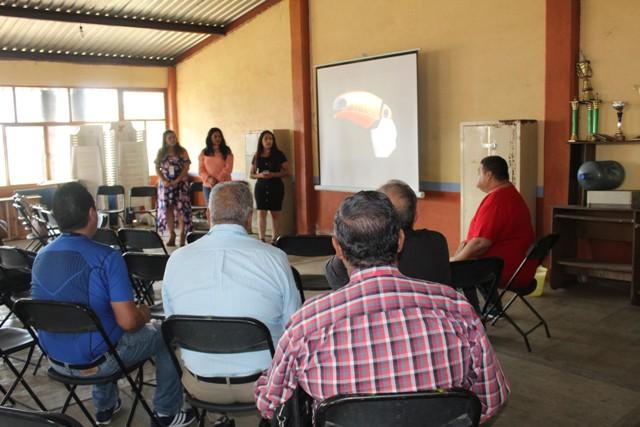 """Curso taller """"Escuela para Padres"""" iniciará en Tecario y Pedernales."""