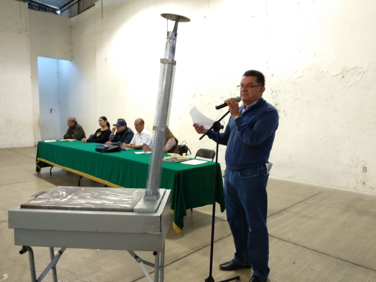 H. AYUNTAMIENTO DE TACÁMBARO ENTREGA 223 ESTUFAS ECOLÓGICAS A LOCALIDADES DE ALTA Y MUY ALTA MARGINACIÓN.