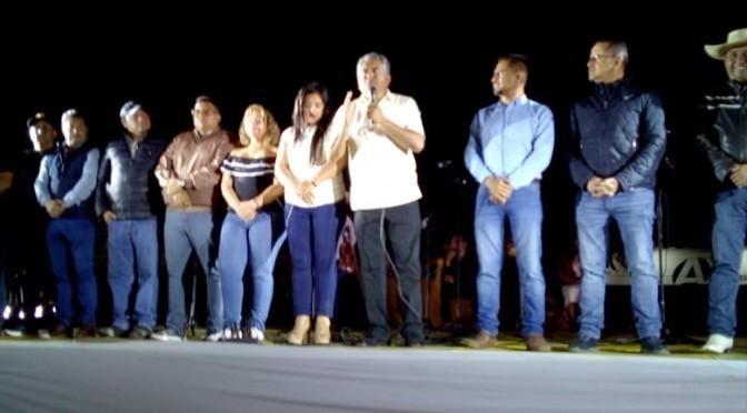 Con saldo blanco, concluye la 7ª Feria Michoacana de las Carnitas en Tacámbaro.