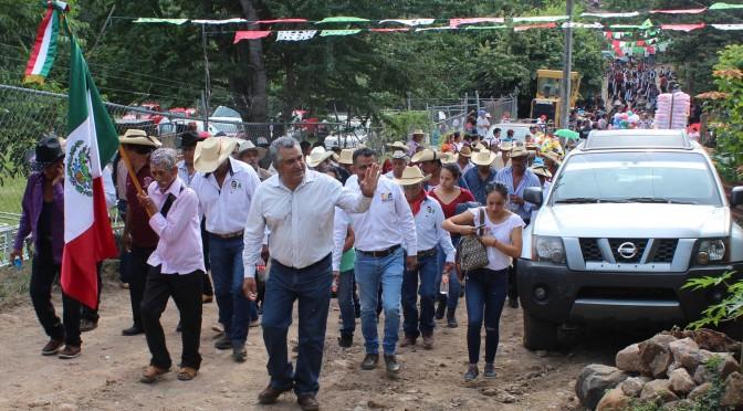 Ejidos, herederos de los beneficios de la Revolución Mexicana: Chava Barrera.