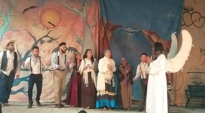 """Pastorela """"El Amor se hizo Carne"""" del Grupo de Teatro Principio Sin Fin, se presentará en Tacámbaro."""