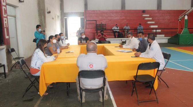 """<h2><span style=""""color: #ffcc00;""""> Tacámbaro podría pasar a semáforo color amarillo; Consejo Municipal de Salud exhorta a mayor conciencia de la población.</span></h2>"""