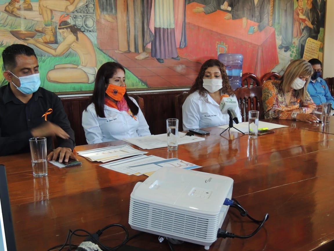 """<h2><span style=""""color: #ffcc00;"""">IMT, DIF, Sindicatura y Seguridad Pública coordinan acciones para erradicar la violencia contra la mujer.</span></h2>"""