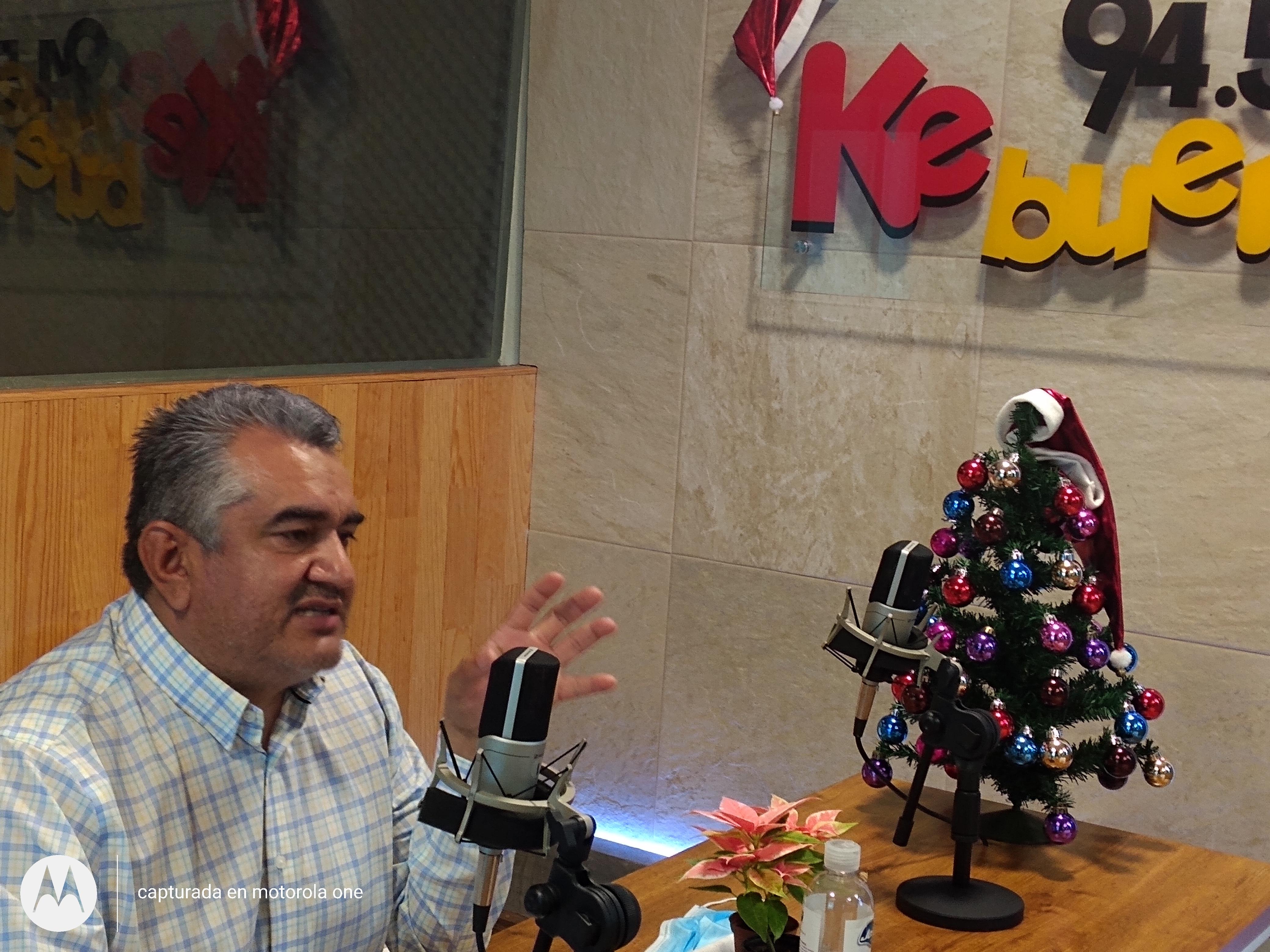 """<h2><span style=""""color: #ffcc00;""""> Llama Chava Barrera a extremar precauciones durante las fiestas decembrinas.</span></h2>"""